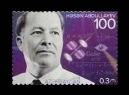 Azerbaïjan 2018 Mih. 1405 Physicist Hasan Abdullayev MNH ** - Azerbaiján