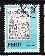##10, Pérou, Peru, Calendrier Incas Calendar, Octobre, October, Soleil, Sun, - Pérou