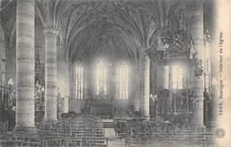 BASTOGNE - Intérieur De L'église - Bastogne