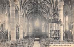 BASTOGNE - Intérieur De L'église St-Pierre - Bastenaken
