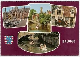 Belgique Brugge Divers Aspects (2 Scans) - Brugge