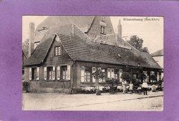 67 Wissembourg Hôtel Restaurant De La Gare Propr. François KOEGER - Wissembourg