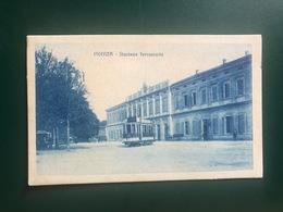 VICENZA STAZIONE FERROVIARIA   1916 - Vicenza