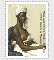 France 2020 - Marie Guillemine Benoist Mnh - Unused Stamps