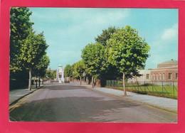 Modern Post Card Of Memorial, Newcastle Street,Worksop, Nottinghamshire,P52. - England