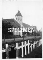 Foto Kerk - Moerbrugge - 6 X 8 Cm - Oostkamp