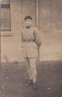 Soldat Du 12ème Régiment D'Aviation De Bombardement - Basé à Neustadt (67) - Carte Photo - Non Identifié - Regiments