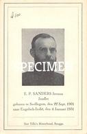 E.P. Sanders Jeroom - Snellegem - Jabbeke