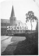 Foto Kerk - Snellegem -  5,5 X 8 Cm - Jabbeke