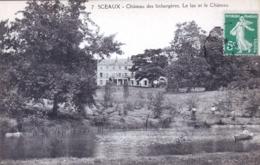92 - Hauts De Seine - SCEAUX - Chateau Des Imbergeres - Le Lac Et Le Chateau - France