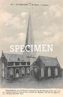 10 St-Riquiers  L'Eglise - Sint-Rikierskerk - Bredene - Bredene