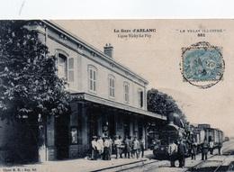 Arlanc - La Gare - Ligne Vichy & Le Puy En 1905 - Francia