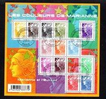 B387-27 France Bloc Ou Carnet ** N° F4409 Avec Belle Oblitération Philatélique. A Saisir !!! - Sheetlets