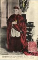 Son Eminence Le Cardinal VERDIER Archeveque De Paris Colorisée RV - France