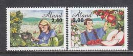Aland 1998 - Agriculture, Mi-Nr. 134/35, MNH** - Aland