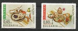 Bulgarie - Bulgarien - Bulgaria 2005 Y&T N°4057a à 4058a - N°4704C à 4705C *** - EUROPA - Unused Stamps