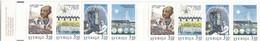 Schweden 1988 - Nobelpreistraeger Fuer Chemie, MH 136, MNH** - Booklets
