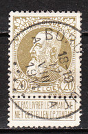 75  Grosse Barbe - Bonne Valeur - Oblit. Centrale BORGERHOUT - LOOK!!!! - 1905 Thick Beard