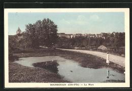 CPA Bourberain, Las Mare, Vue De Wasser - Unclassified