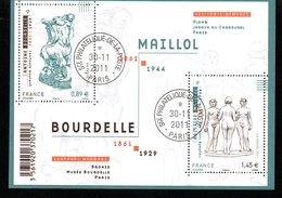 B387-29 France Bloc Ou Carnet ** N° F4626 Avec Belle Oblitération Philatélique. A Saisir !!! - Oblitérés