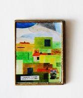 Pin's Tableau Peinture Contemporaine - 48R - Pins