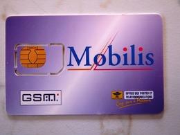 SIM GSM NOUVELLE CALEDONIE    MOBILIS   TOP MINT - Nieuw-Caledonië