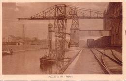 Seltene ALTE  AK  NEUSS / NRW   - Hafen -   Ca. 1910 - Neuss