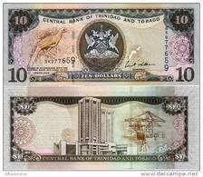 TRINIDAD & TOBAGO       10 Dollars       P-48      2006      UNC - Trinidad Y Tobago