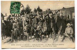 CPA - Carte Postale - France - Aix Les Bains - Le Mont Revard - Les Eclaireurs De France - 1914 ( I11665) - Aix Les Bains