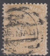 Australia-Tasmania SG 162c 1880-91 4d Yellow,used,perf 11.5 - Gebruikt
