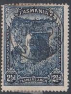 Australia-Tasmania SG 232 1899-00 2.5d Indigo,perf 14,used - Used Stamps