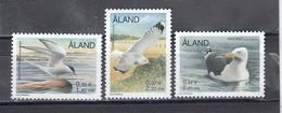 Aland 2000 - Birds, Mi-Nr. 168/70, MNH** - Aland