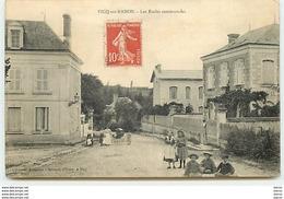 VICQ-SUR-NAHON - Les Ecoles Communales - Other Municipalities