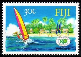 Fiji, 1988, EXPO, Set, MNH, Mi# 577 - Fiji (1970-...)