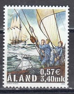 "Aland 2000 - Tall Ship Regatta ""Cutty Sark Tall Ships Races"", Mi-Nr. 177, MNH** - Aland"