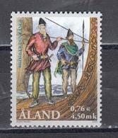 Aland 2000 - 100 Years Of Saltvik Municipality; Historic Viking Market In Saltvik,  Mi-Nr. 178, MNH** - Aland