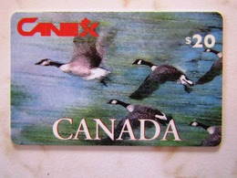 CARTE DU CANADA - Canada
