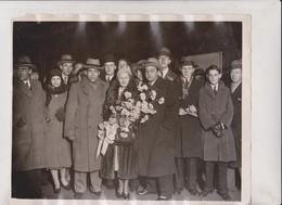LILIAN HARVEY IN LONDON ENGLISH FILM STAR VICTORIA STATION CONGRESS DANCES TIVOLI  25*20CM Fonds Victor FORBIN 1864-1947 - Personalità