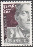 Spagna 2015 Personaggi Fermin Caballero 1v MNH/** - 1931-Oggi: 2. Rep. - ... Juan Carlos I