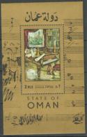 Oman 1971 Year, Mint Block - Verenigde Arabische Emiraten