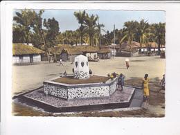 CPM PHOTO BRAZZAVILLE, LA FONTAINE N KEOUAZ En 1963! - Brazzaville