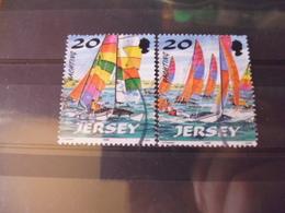 JERSEY YVERT N° 824---- - Jersey