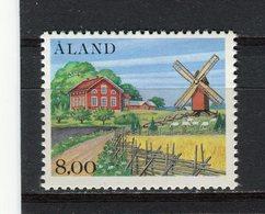 FINLANDE - ALAND - Y&T N° 13** - MNH - Ferme Et Moulin - Aland
