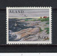 FINLANDE - ALAND - Y&T N° 12** - MNH - Vue D'une Grève - Aland