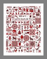 Diagramme Point De Croix - 100 + 1 Petits Bouts De Fils (189) - Cross Stitch