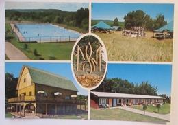 Ukraine (Exil) Diaspora  Ukrainian Boy Scouts Camp Baraboo Wisconsin (4202) - Ukraine
