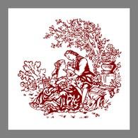 Diagramme Point De Croix - Romantisme (191) - Cross Stitch