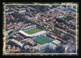 66  PERPIGNAN   .. Vue Aerienne Du  Stade  Aa - Perpignan