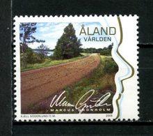 ALAND 2008 N° 300 **  Neuf MNH Superbe Mon Aland Chemin Marcus Grönholm Pilote Rallye - Aland