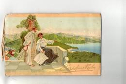 Plaquette Italie- Portofino Kuhn- E I Suoi Dintorni-  Pages - Plans - Dessins - Gravures - Dessin Embossé - - Boeken, Tijdschriften, Stripverhalen